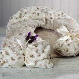 Sonoma Lavender_microwaveable_neck pillow