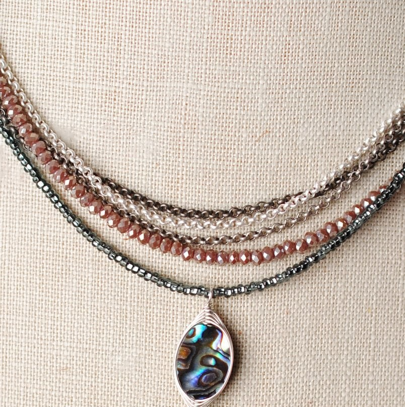 Anne Vaughan_Abalone Collection