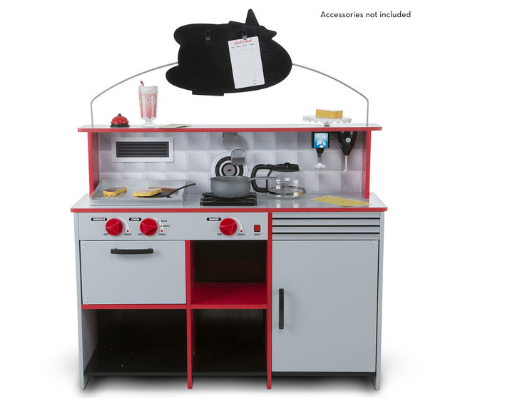 Star Diner Cooking Area