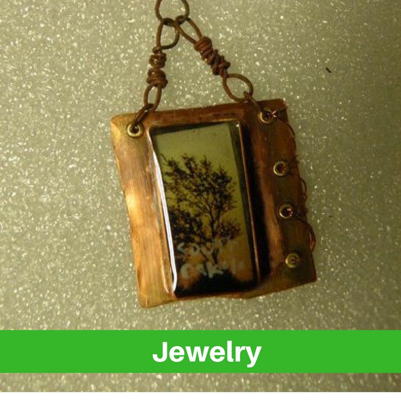 Jewelry art Stagecoach Gallery Platte, SD