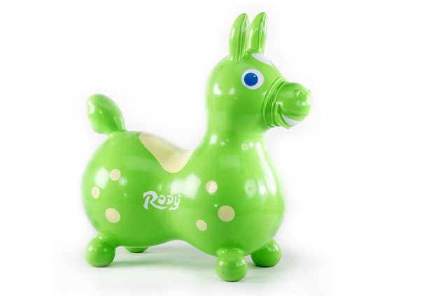 Lime Green Rody