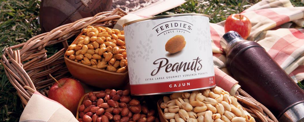 Feridies at the Peanut Patch
