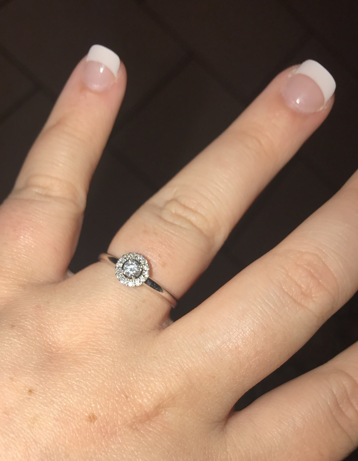 Kailey's Engagement Ring