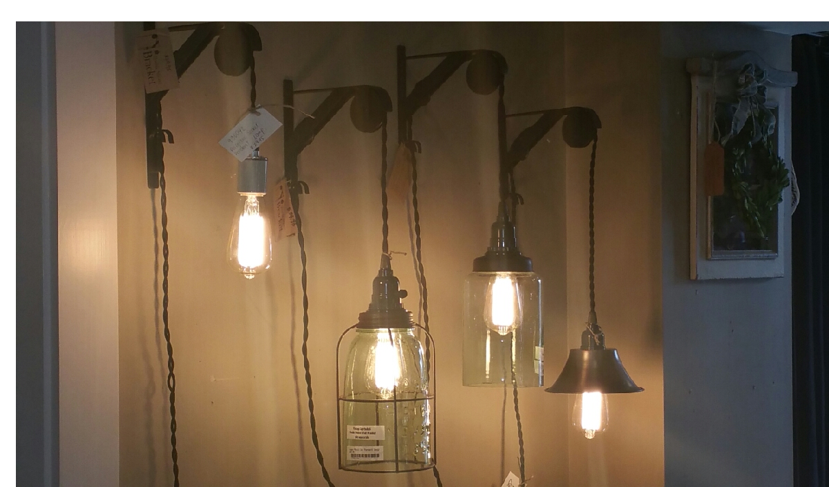 Pendant lights, Revive & Company