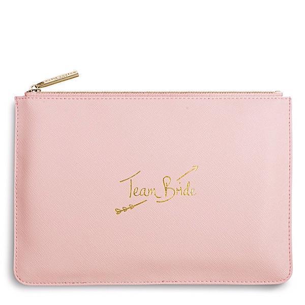 KL Team Bride Pouch - Pink