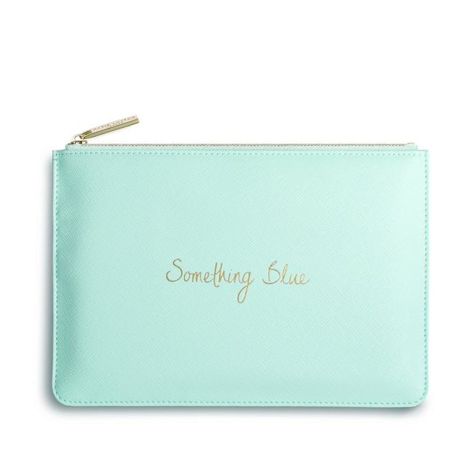 KL Something Blue Pouch