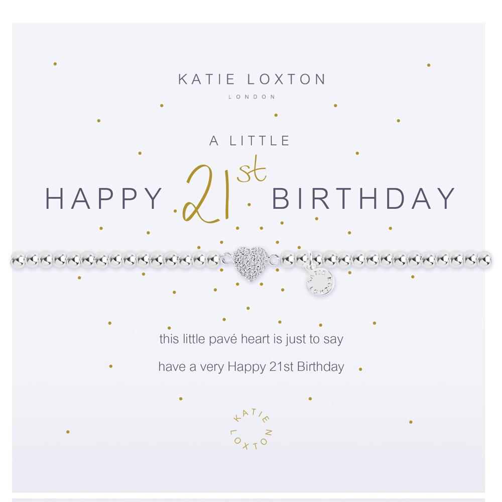 KL Happy 21 Bracelet