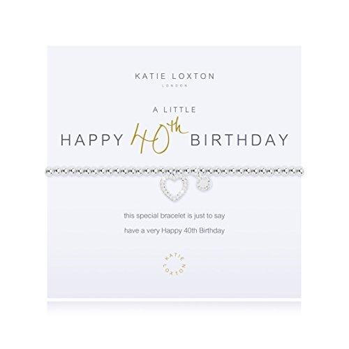 KL Happy 40th Bracelet