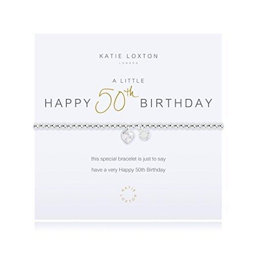 KL Happy 50th Bracelet