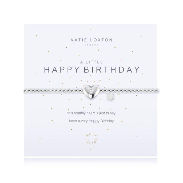 KL Happy Birthday Bracelet