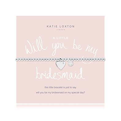 KL Bridesmaid Bracelet