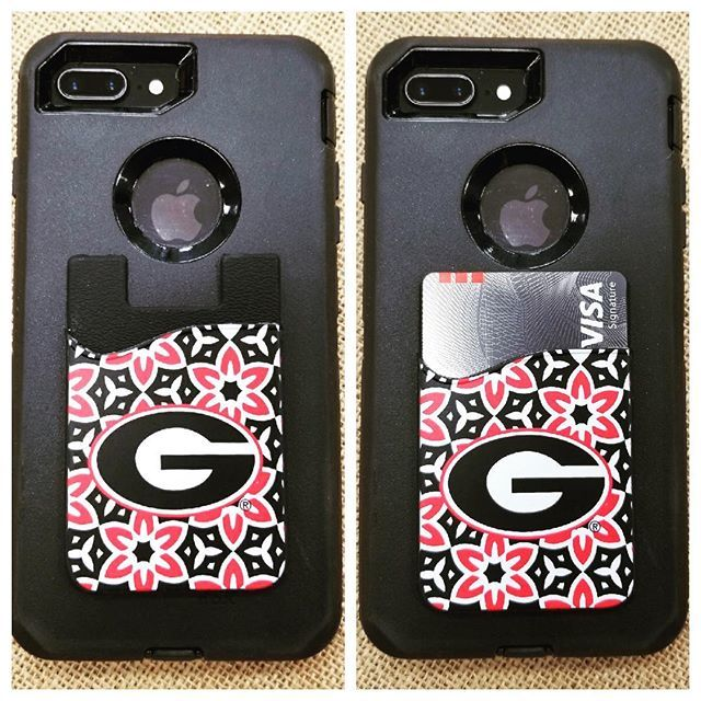 phone wallet, UGA, Georgia Tech