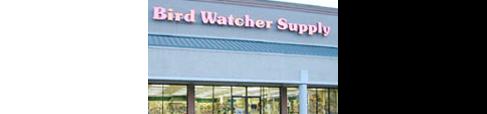 Marietta location Bird Watcher Supply Company