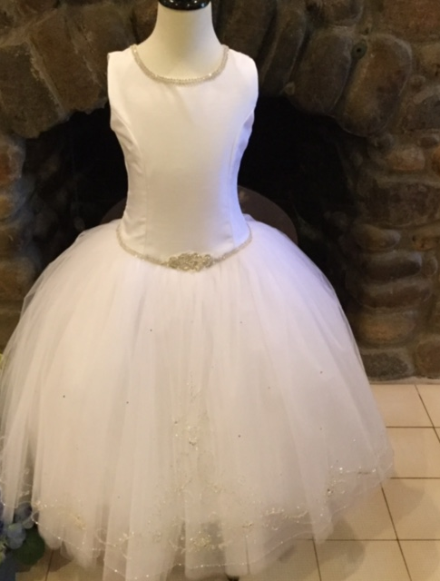 Christie  Helene couture dress Bella
