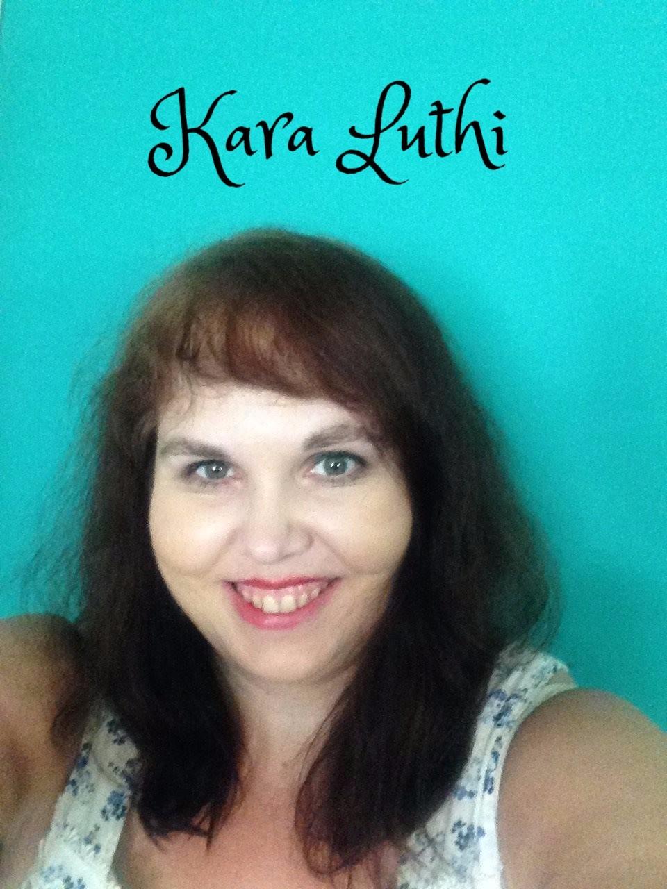 Artist Kara Luthi