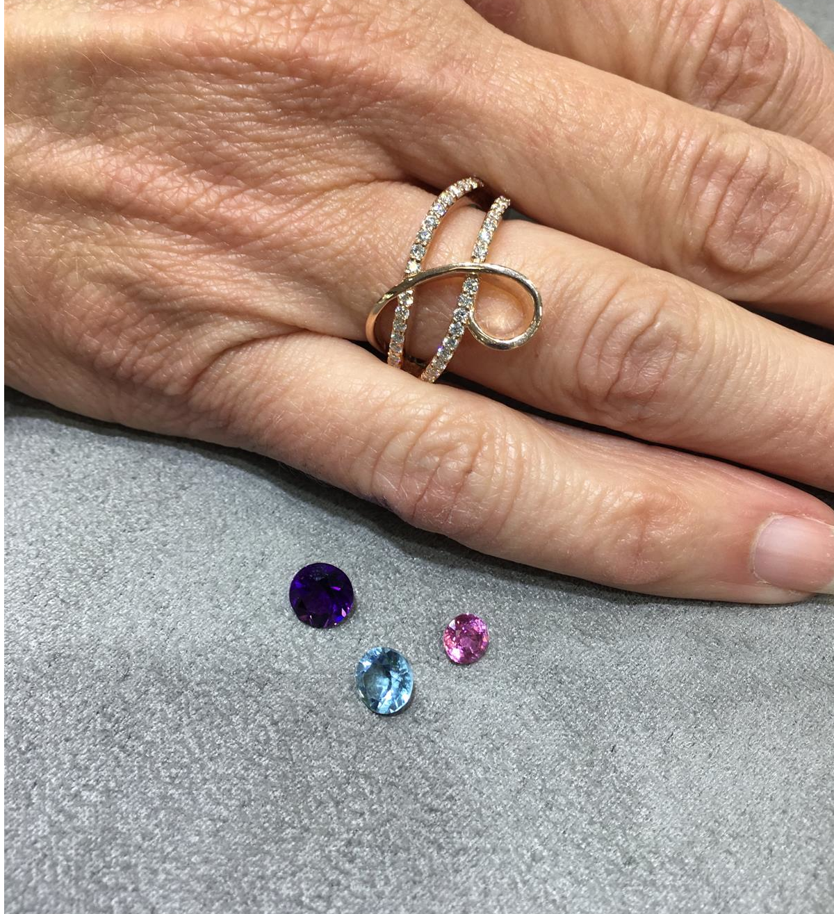 Setting and Loose Gemstones
