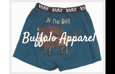 Buffalo Apparel | Cardsmart in Buffalo, NY