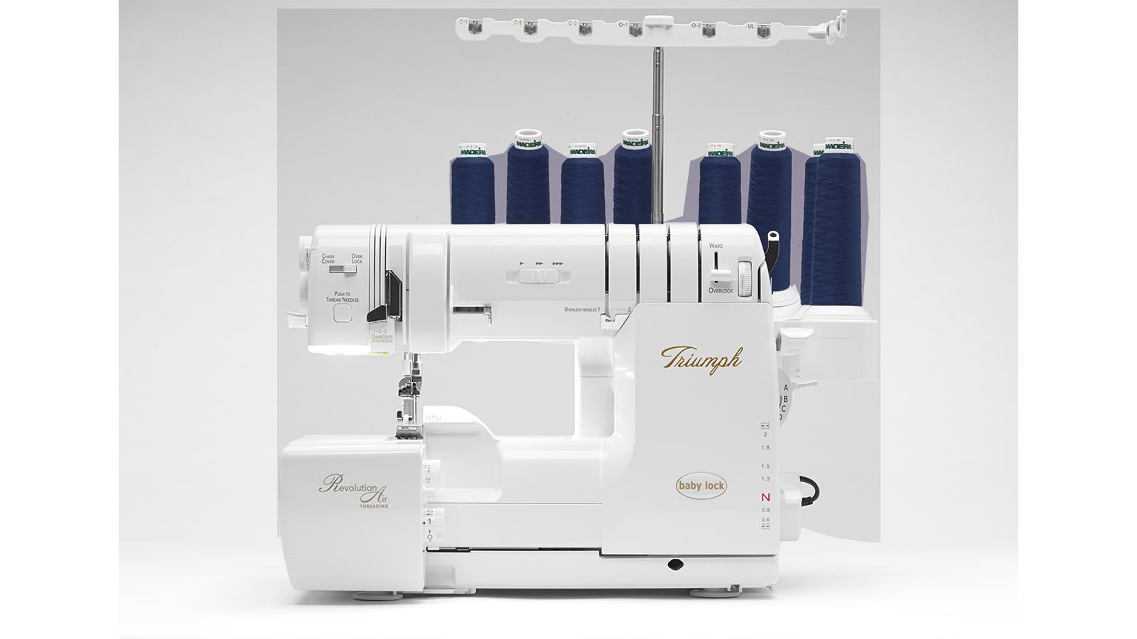 Industrial sewing machines: classes, purpose, maintenance 80