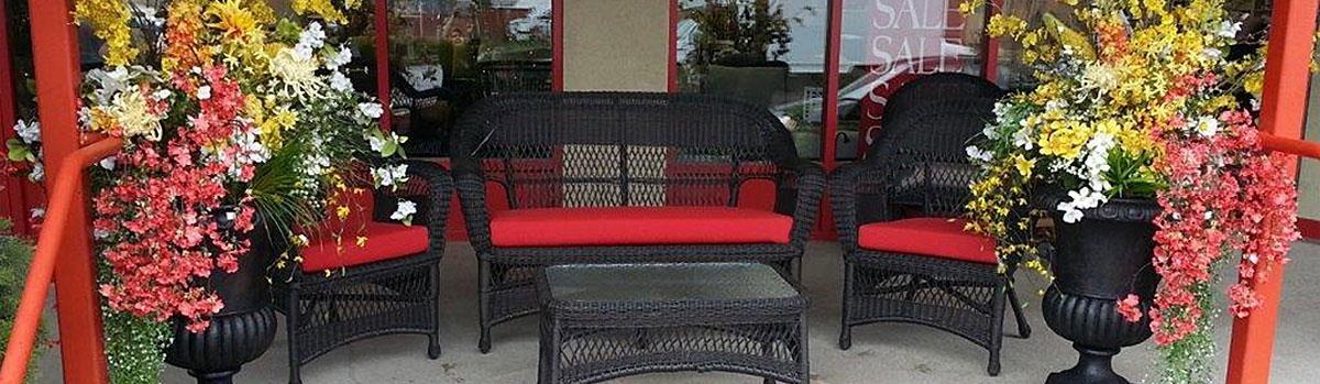 Kootenai Moon Furniture in Nelson BC