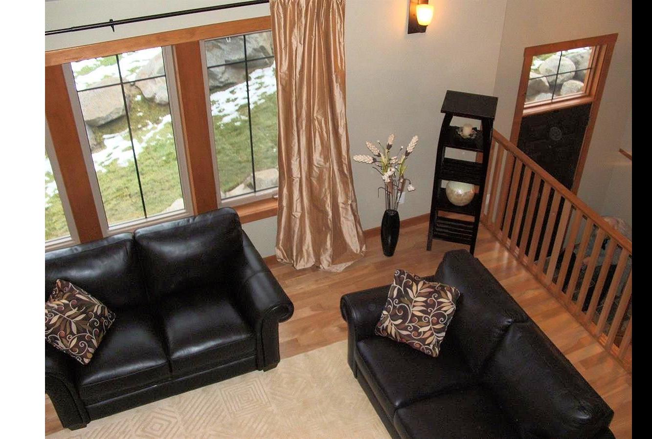 Kootenai Moon Furniture Living Room staging