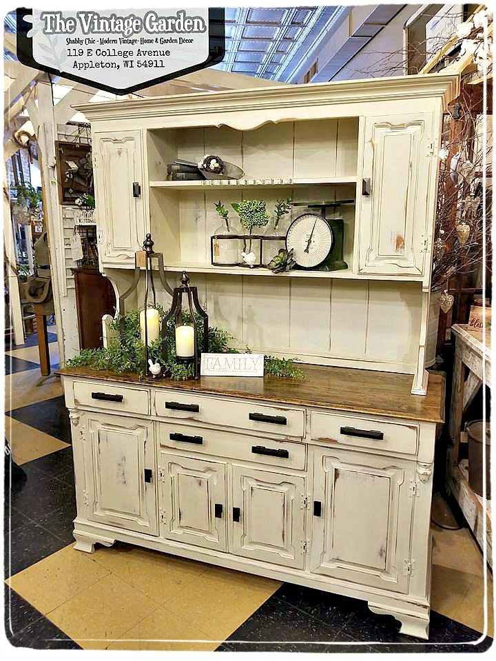Reclaimed Painted Furniture Vintage Inspired Decor