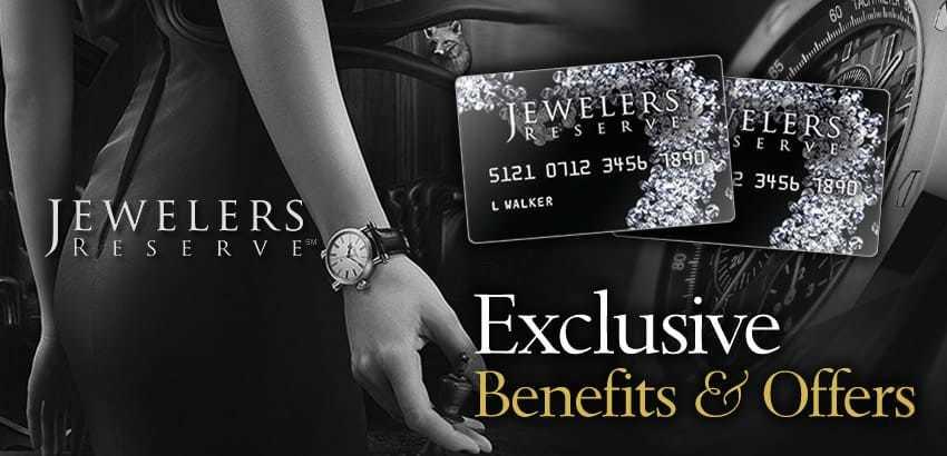 jewelers reserve financing