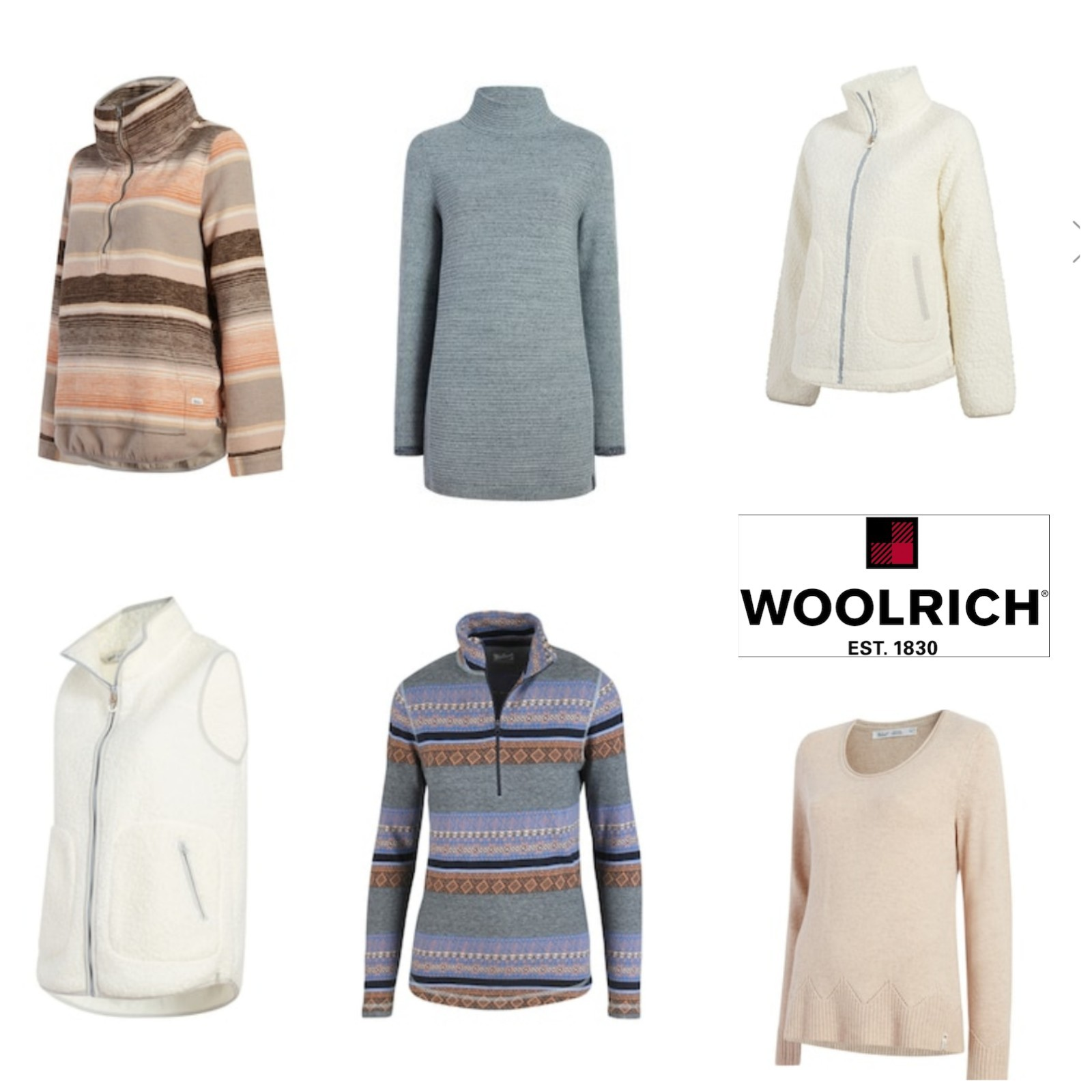 Woolrich women fall 2018