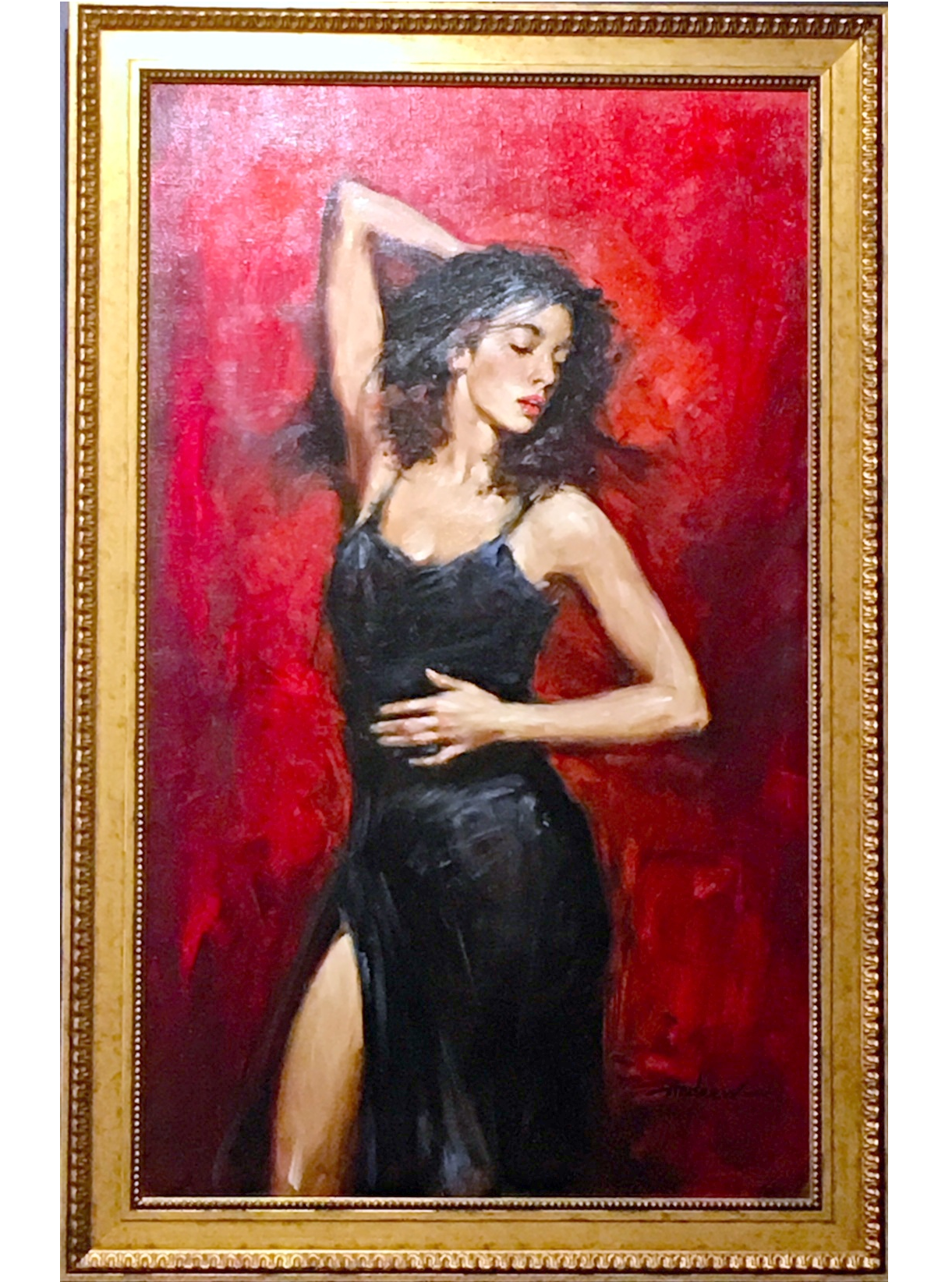 Andrew Atroshenko_ painter_ figurative form_ women