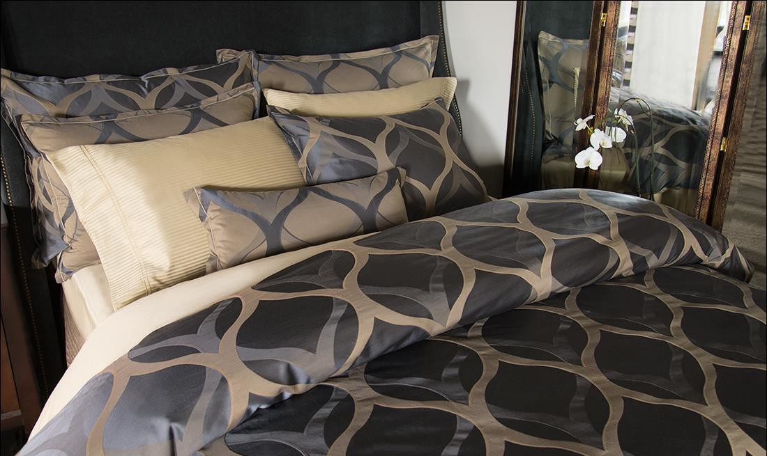 Egyptian-cotton -sheets - luxury-bedding-duvet cover-pillow shams