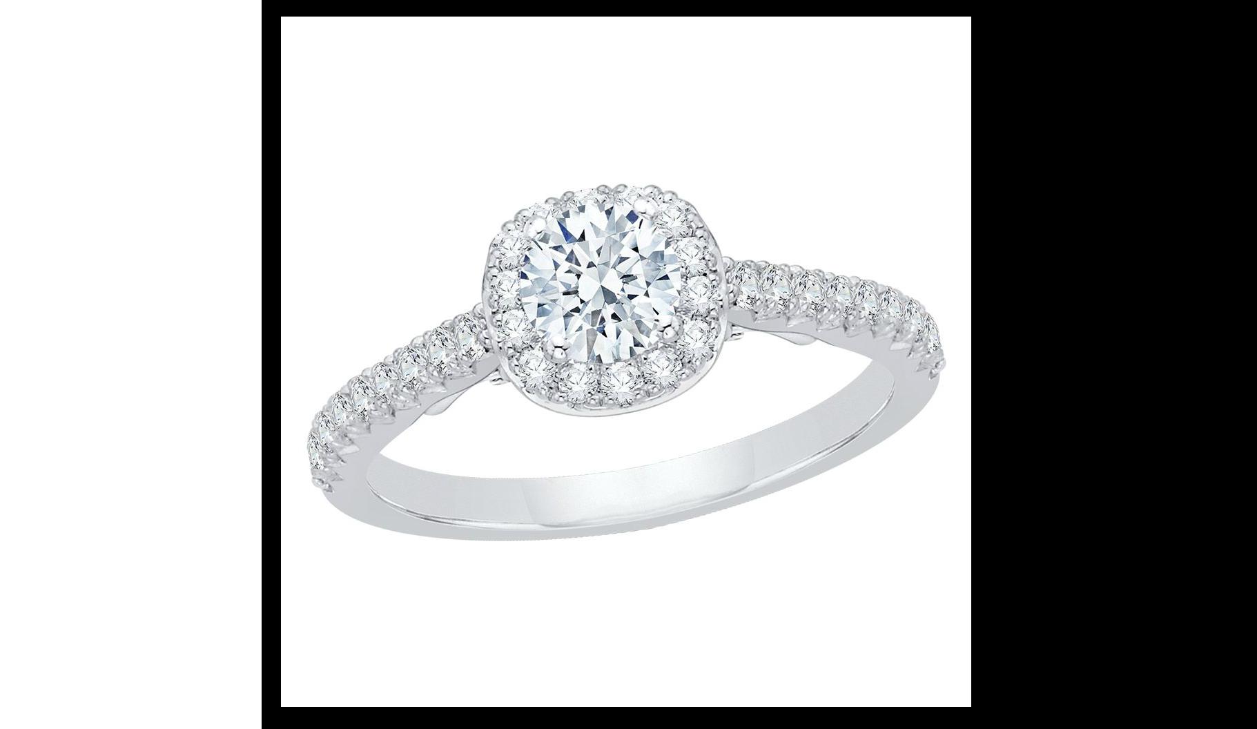 PROMEZZA engagement ring