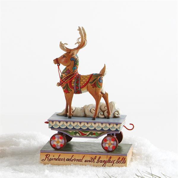 Reindeer Car