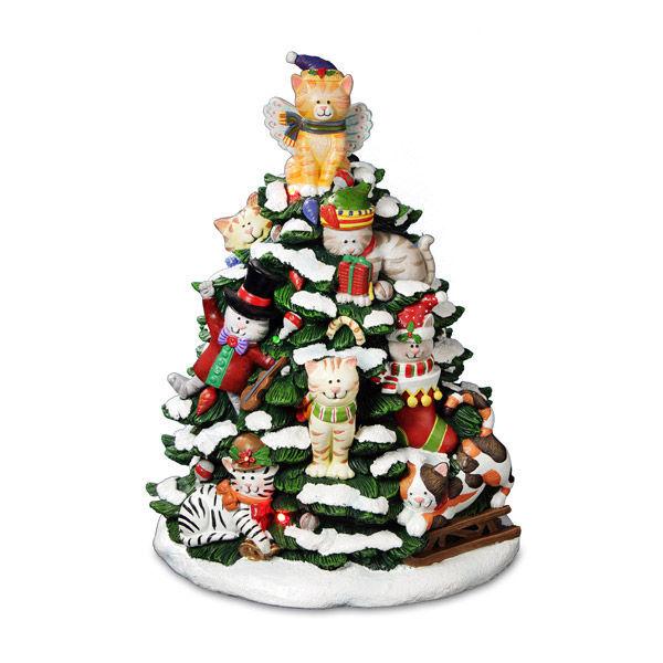 Holiday Cat Tree *