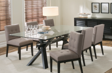 Kootenai Moon Furniture Dining Room Furniture, modern dining table, eclectic tables, dining chairs, counter stools, bar stool