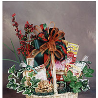 Italian delights gift basket.