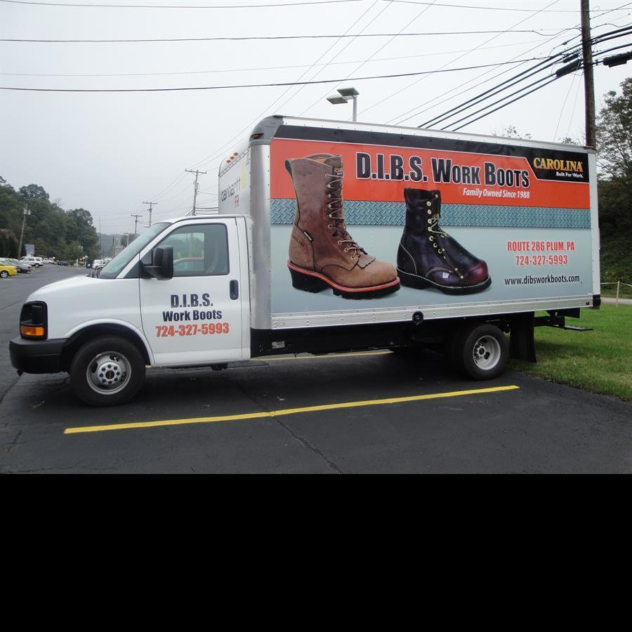 DIBS Safety Shoemobile