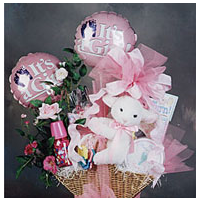 A Star is Born gift basket