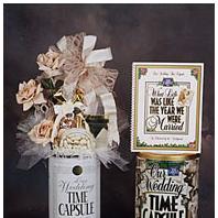 Time Capsule wedding gift.