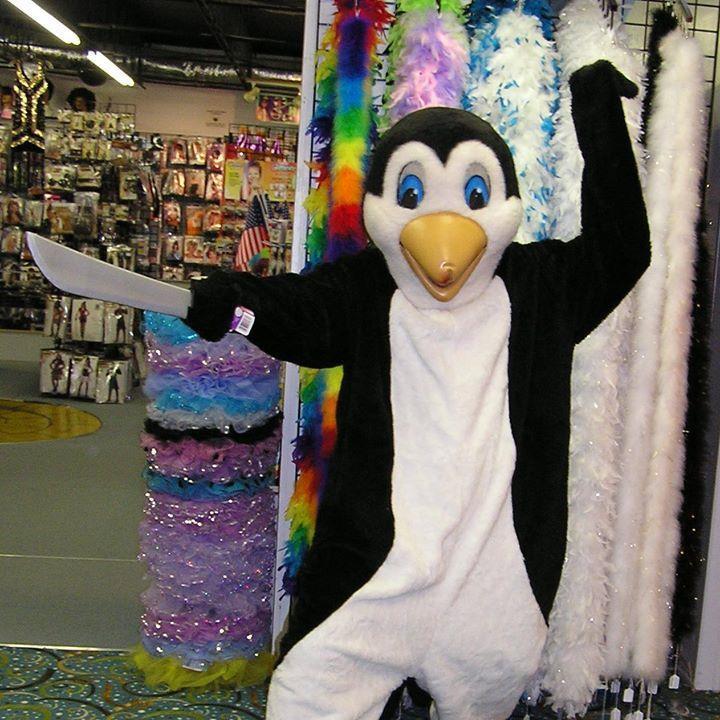 penquin-mascot-rental-costume