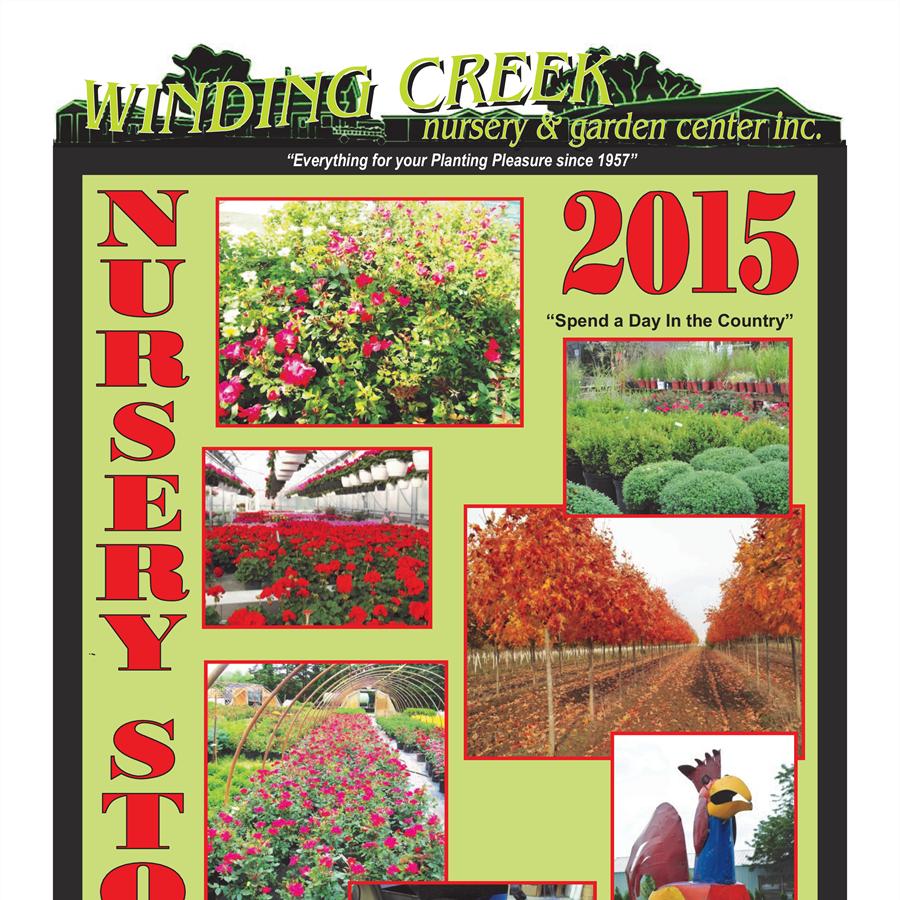 2015 Winding Creek Nursery Stock Catalog
