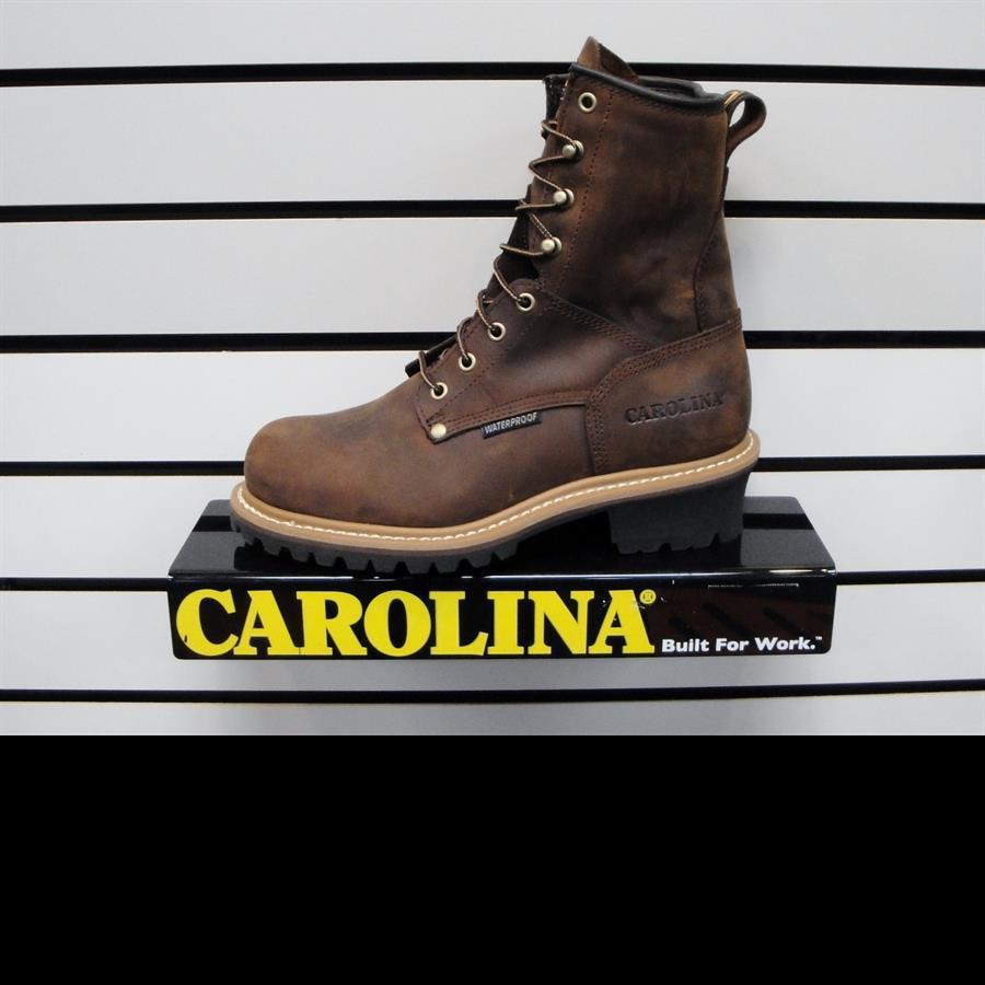 Carolina 9821 Carolina 5821 steel Toe logger