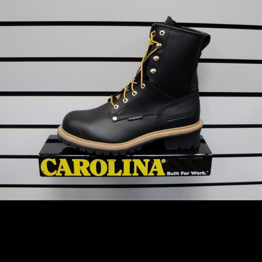 Carolina 9823 Steel Toe logger