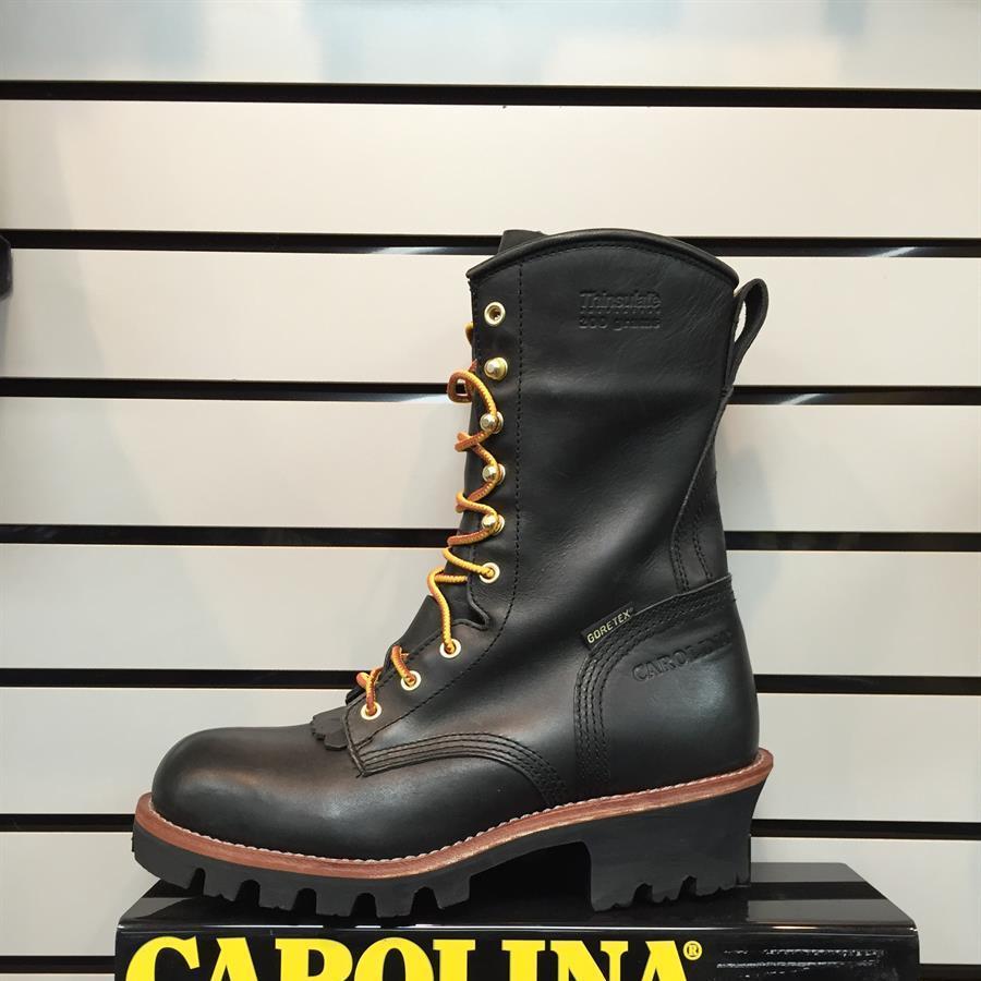 Carolina 7518 Safety Toe logger