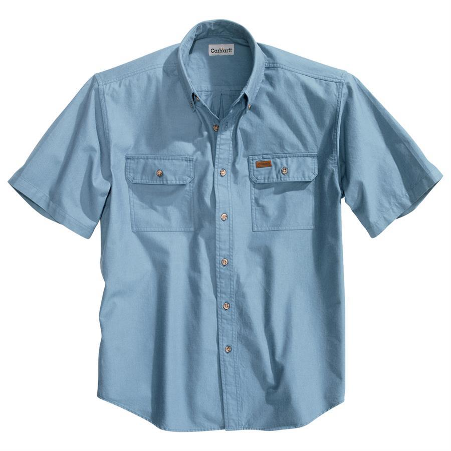 carhartt S200 button up shirt