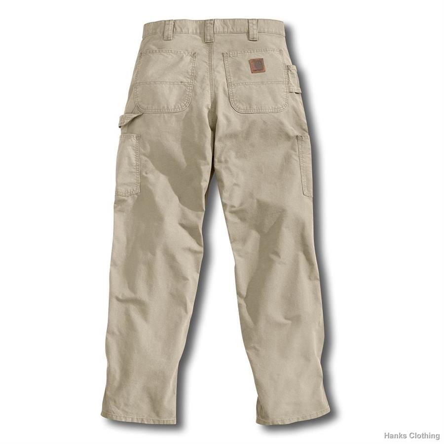 Carhartt B151 Carpenter fit pants