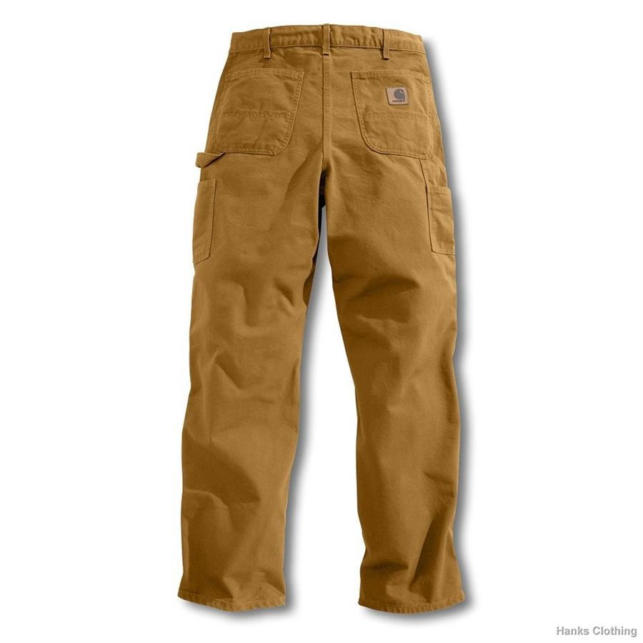 Carhartt B11 Carpenter fit duck pants