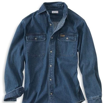 Carhartt Denim shirt 100082