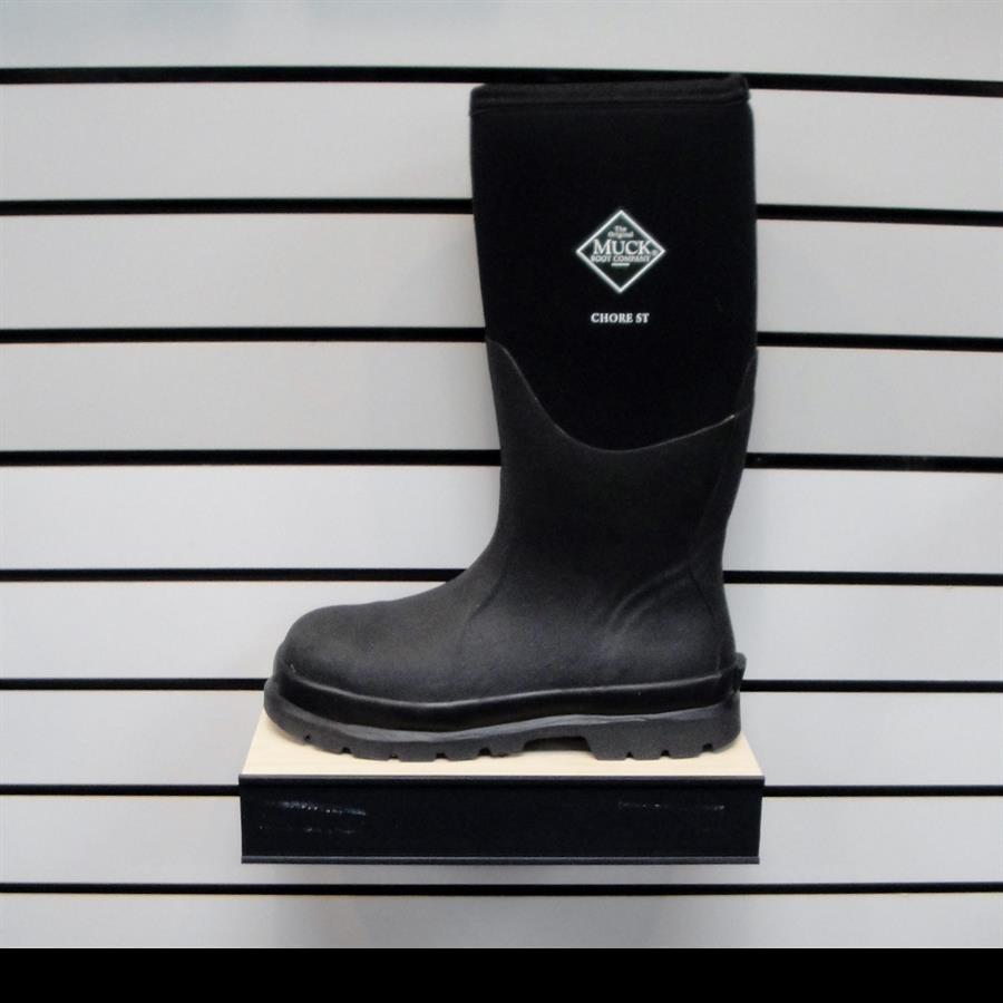 Muck Steel Toe Rubber Boot Chore CHS-00A