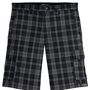 "Dickies SR106 plaid 11"" shorts"