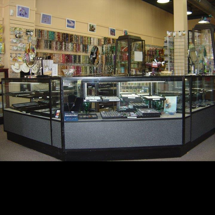 crystal bead bazaar inside store