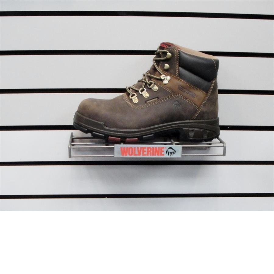 "Wolverine 10314 6"" composite toe boot"